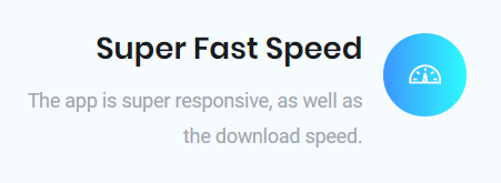 SUPER FAST SPEED in ACMarket APK